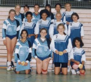D-Jugend 1992/93