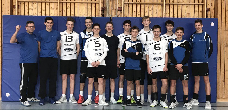 4. Platz bei den Süddeutschen Meisterschaften der U20