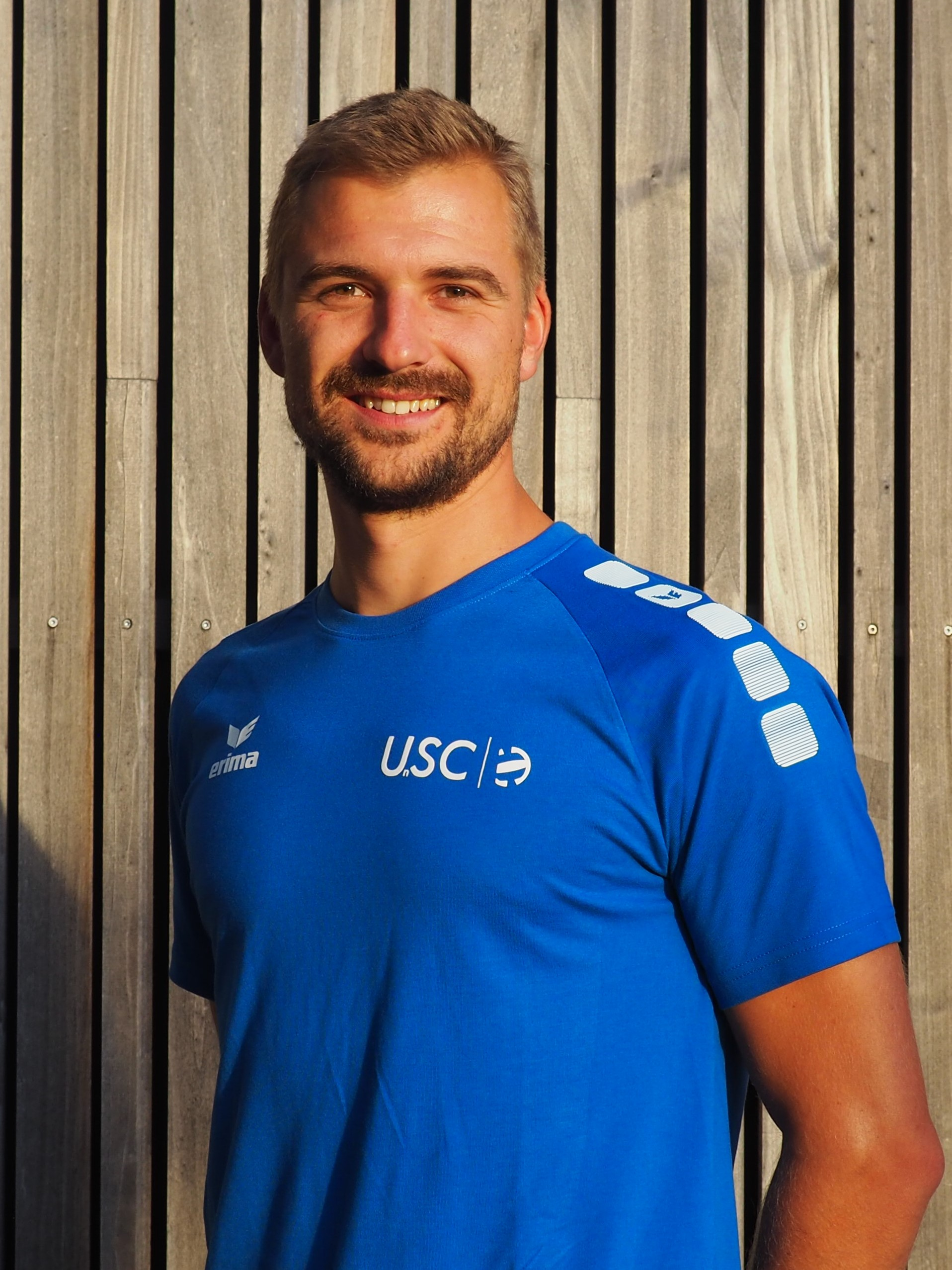 Trainer Kolja Hüther