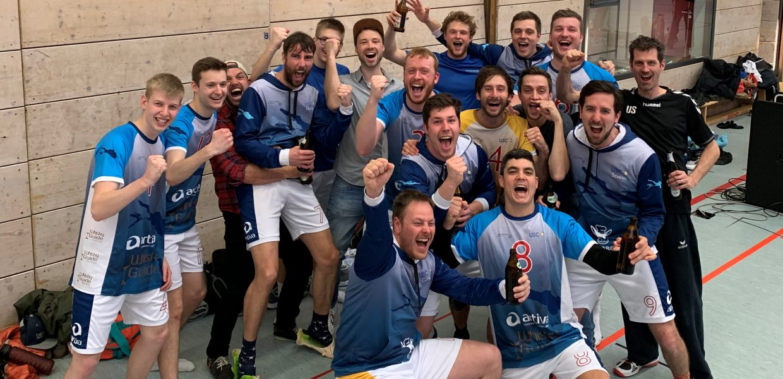 Derbytime in der Schänzlehalle: USC Konstanz II startet in die Volleyball-Regionalliga