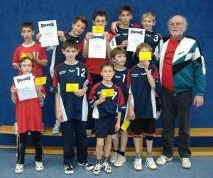 Jugend-Teams Männlich